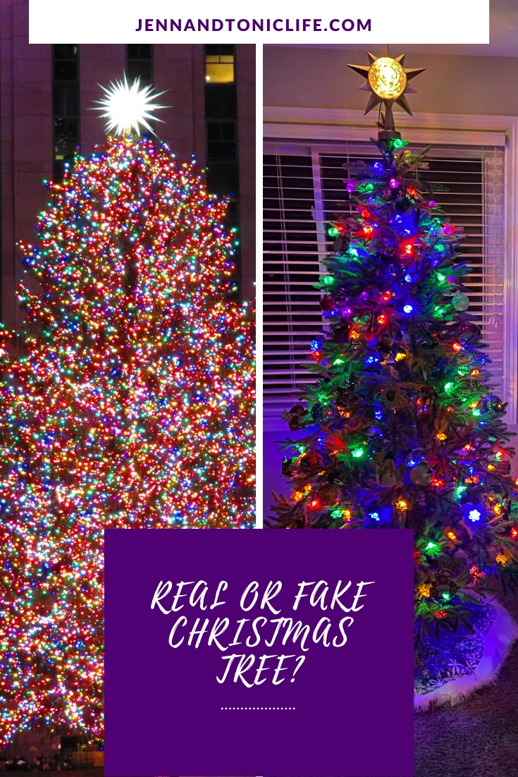 Should you Purchase a Real or Fake Christmas Tree?