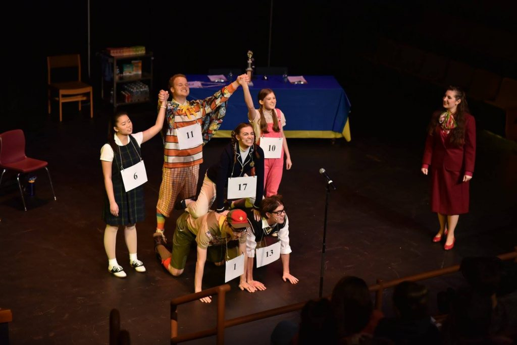 The 25th Putnam County Spelling Bee at Aquinas College