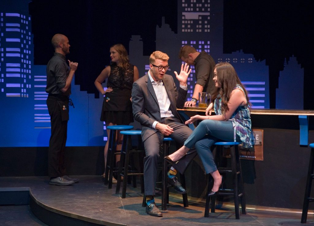 First Date Musical at Circle Theatre Grand Rapids