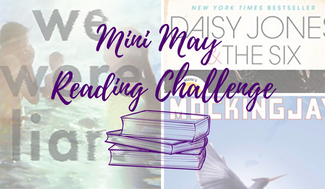 The 52 Book Club: Mini May Reading Challenge