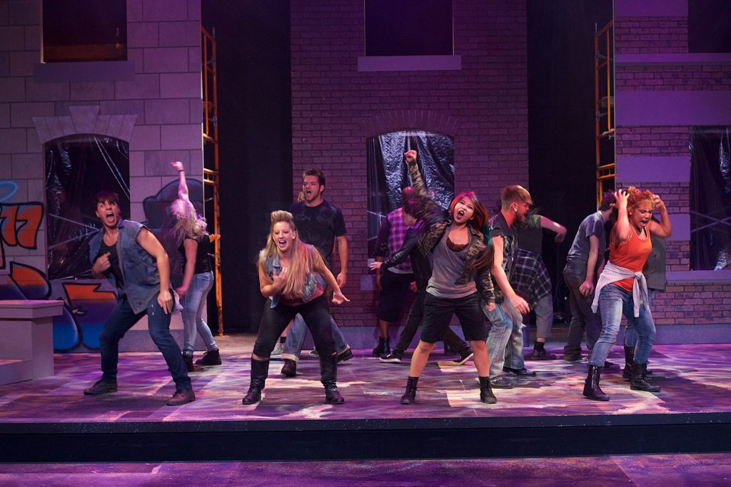 Green Day's American Idiot Musical at Actors' Theatre Grand Rapids